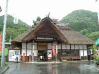 会津鉄道湯野上温泉駅2