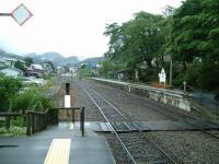 会津鉄道湯野上温泉駅6