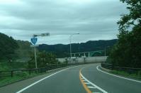 国道112号月山越え7