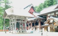 羽黒山出羽三神合祭殿3