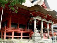 羽黒山出羽三神合祭殿5