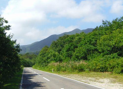 磐梯山ゴールドライン1
