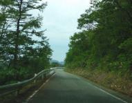 国道286号笹谷峠14