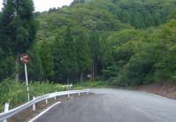 国道286号笹谷峠15