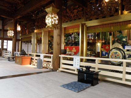 本山御影堂