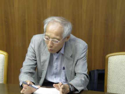 中村尚司先生