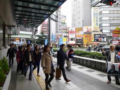11月17日(日) 大阪ブルーリボンの会 難波高島屋前 003