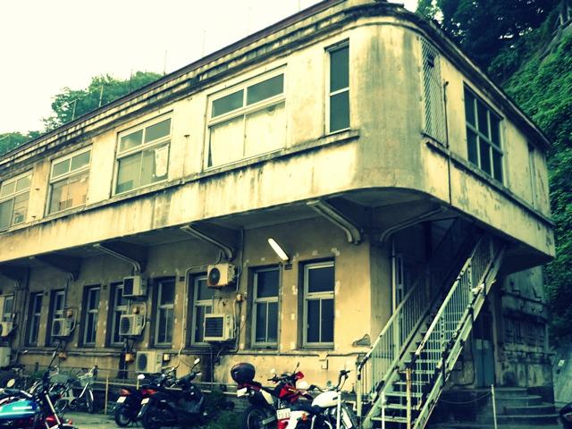 横須賀海軍共済病院病棟(消滅)