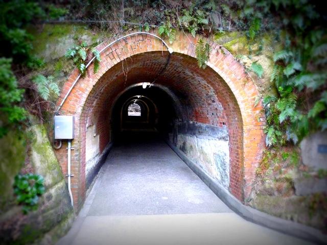 至第三砲台 隧道