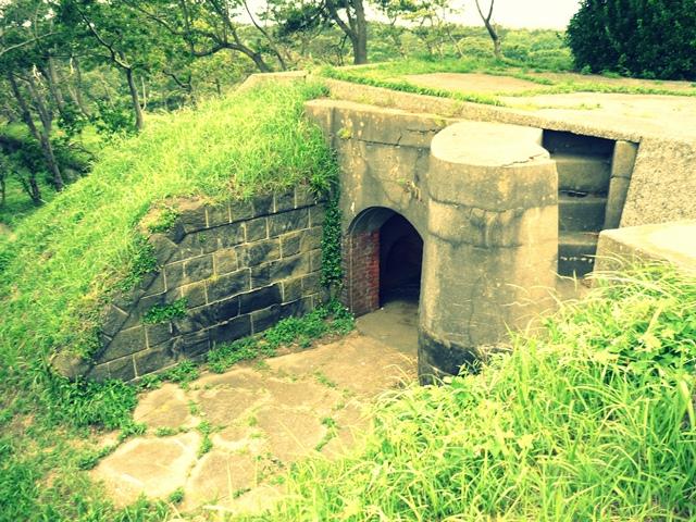 富津元洲堡塁砲台遺構