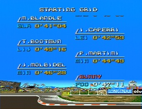 F1サーカスMD