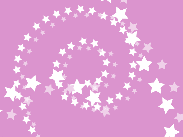 ピンクほし
