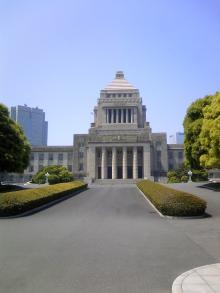 Marの人生の一片-国会議事堂01