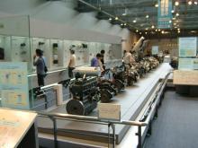Marの人生の一片-産業記念館