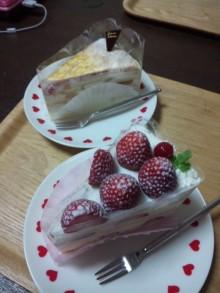 Marの人生の一片-ケーキ