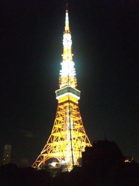 Marの人生の一片-東京タワー