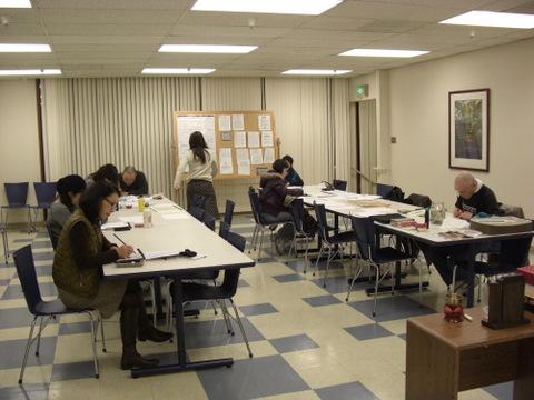 写経の会 2010年2月 003