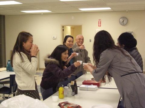 写経の会 2010年2月 012