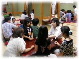 2010.6.20親子ゲームイベント:にぎわいその2