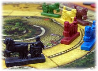 アベカエサル:接戦