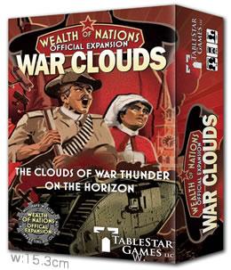国富論拡張セット:戦雲:箱