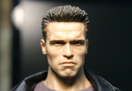 hottoys T800-01