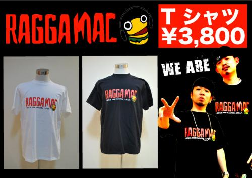 RAGGA MAC T-shirt