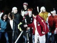 2002年MAKOTOドカ珍め組の学生隊