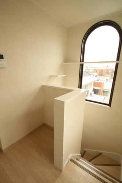 2階共用部窓ビュー