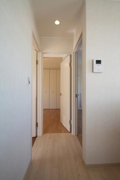 2階各個室入口