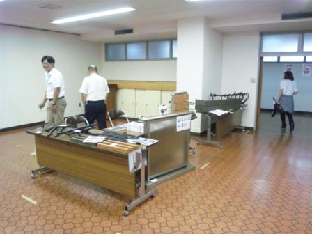 各メーカーブース (3)