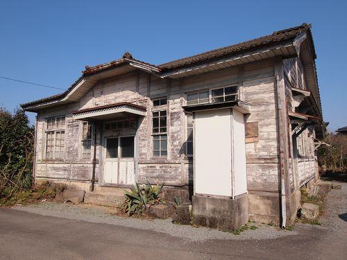 旧勝目郵便局1