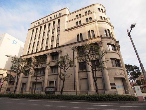 南日本銀行本店