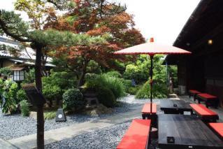 山田屋-庭