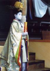 祇園祭ー稚児2