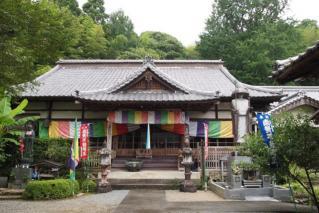 乗台寺ー本堂