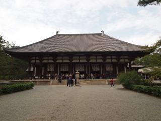 唐招提寺-金堂2