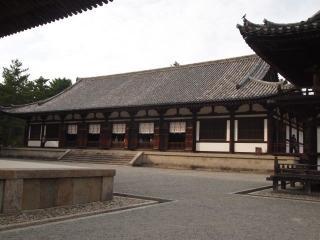 唐招提寺-講堂