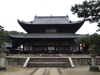 萬福寺-本堂