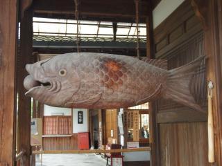 萬福寺-魚