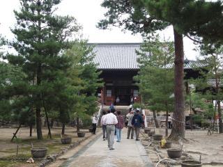 萬福寺-天王殿