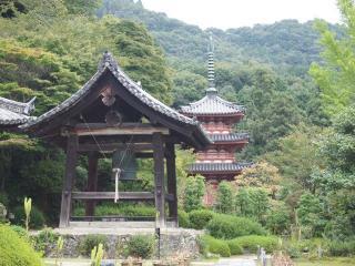 三室戸寺-三重塔