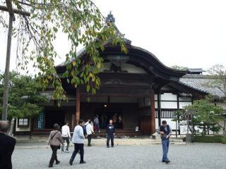 醍醐寺三宝院-大玄関
