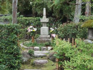 平等院-墓