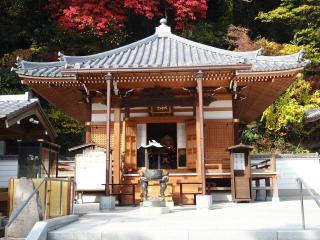 須磨寺-大師堂