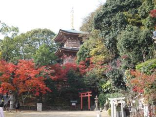 須磨寺-三重塔1