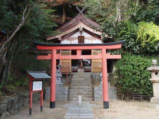 須磨寺-稲荷