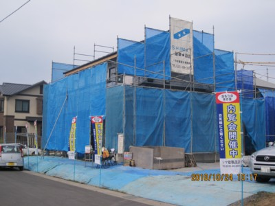 青柳邸構造見学会 002
