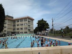 水遊び大会