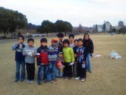大阪のお友達と集合写真